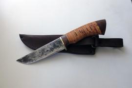 Нож Лань (малый) из стали 9ХС