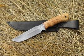 """Нож из дамасской стали """"Гарсон"""""""