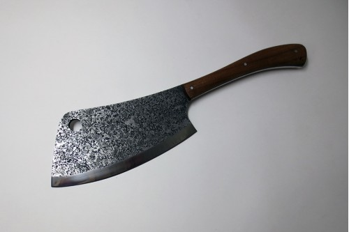 Тяпка 5 сталь 65Г (ц/м) - работа мастерской кузнеца Марушина А.И.