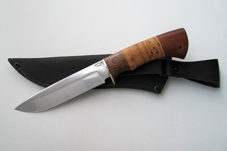 Нож лань 95х18 ножные груза для подводной охоты своими руками