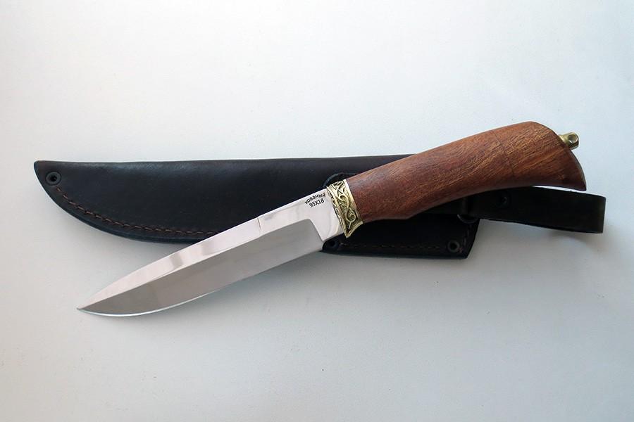 Как сделать лезвие ножа из нержавейки